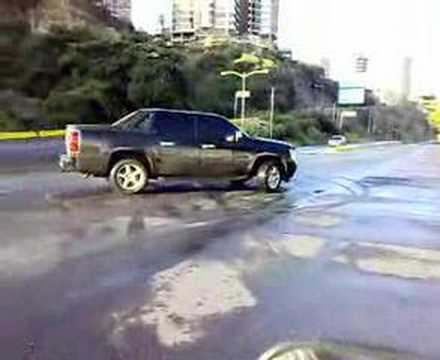 chevrolet avalanche burnout Video