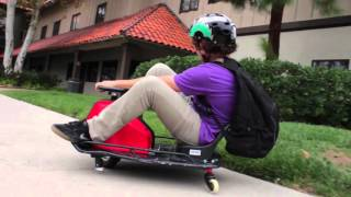 Crazy Cart Video 14 - Morning Commute w/ Trevor Navarre [HD]