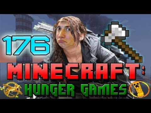 Minecraft: Hunger Games w/Mitch! Game 176 - Factory!