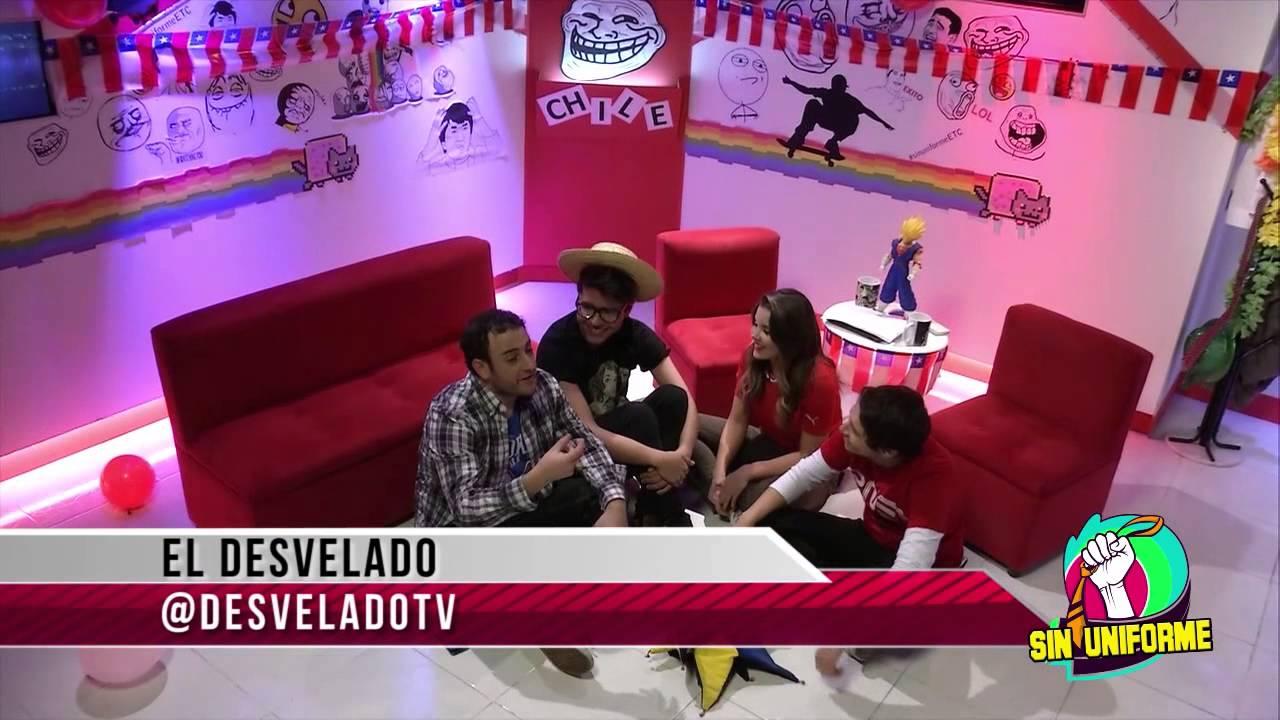 SIN UNIFORME EL DESVELADO - MITOS Y LEYENDAS CHILENAS - YouTube