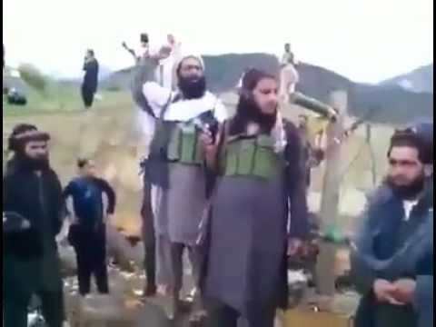 Afghan Taliban alliance in the war of Afghanistan with Pakistan at Torkham border