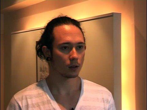 Trivium - Matt Heafy interview 2008 (2/2)