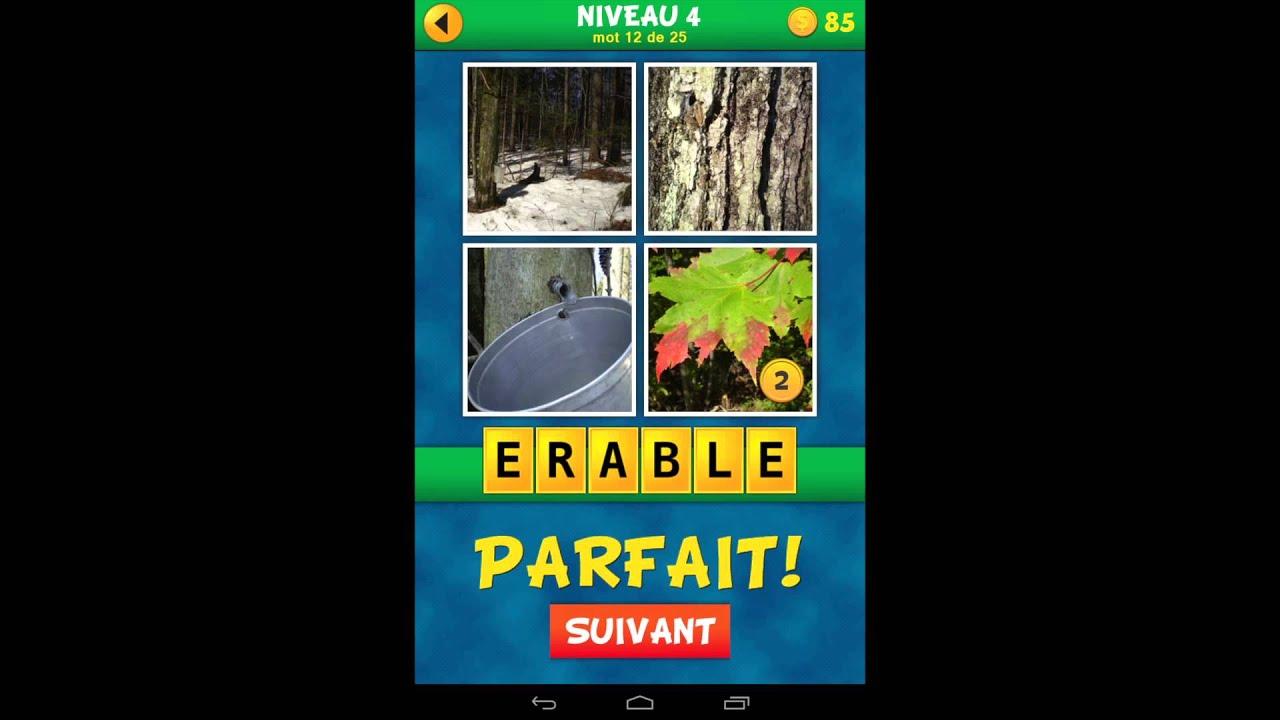 Solution 2 Images 1 Mot Mics Pics Plus Deux en Un 4 images 1 mot solution 138 android