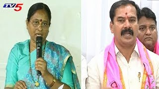 TRS Ex MLA Vinay Bhaskar Counter To Konda Surekha | Election With TV5