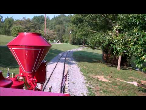 Train Ride at Steele Creek Park