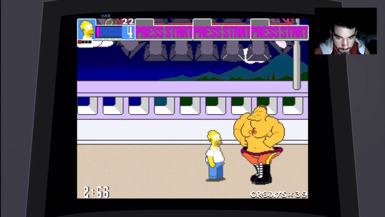 Simpsons Arcade Game Ps3