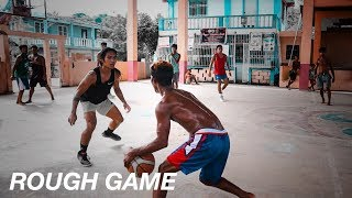 ROUGH BASKETBALL GAME IN CALAGUAS!!! WHAT HAPPENED?? (CALAGUAS DAY 3) | vlog 245