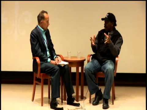 Lloyd Price on being drafted American Music Master 2010