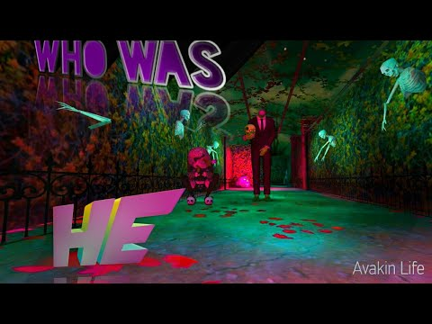 ◇Who was he ◇ Avakin life short horror film