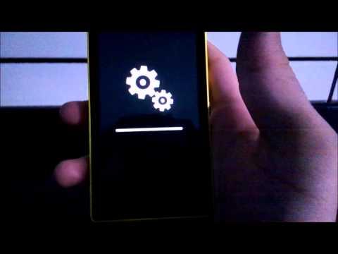 Atualizando Via Nokia Software Update Ou Downgrade Windows Phone!