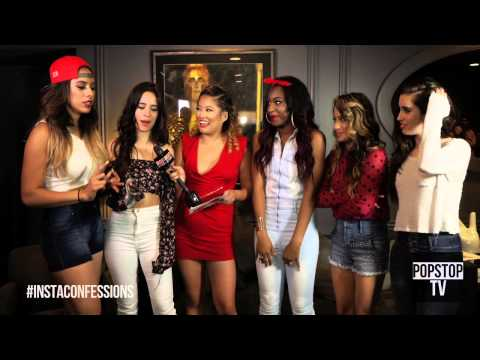 Fifth Harmony Talks Blocking Harry Styles, Crushes, Instagram Confessions & More!