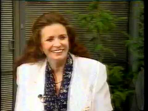 Johnny Cash and June Carter - rare 1994 TV interview