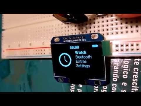Bluetooth-controlled Pan/Tilt Servo Platform Using Android