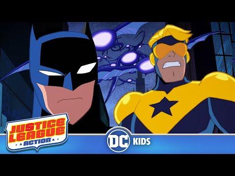 Justice League Action   Time Out Batman!   DC Kids