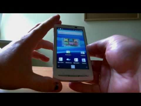 [1/3] Sony Ericsson Xperia X10 - pierwsze wraenie