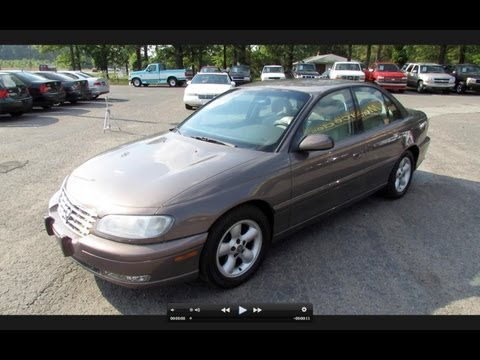 1998 Cadillac Catera (Opel Omega) Start Up. Exhaust. and In Depth Review