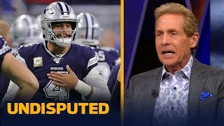 Skip Bayless reacts to the Dallas Cowboys' Week 11 win over the Lions | NFL | UNDISPUTED