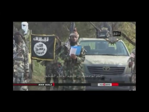 UN reports of Boko Haram's violence on children