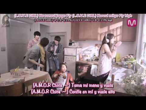CN Blue - Love Girl - Sub. Español - (Rom-Han)