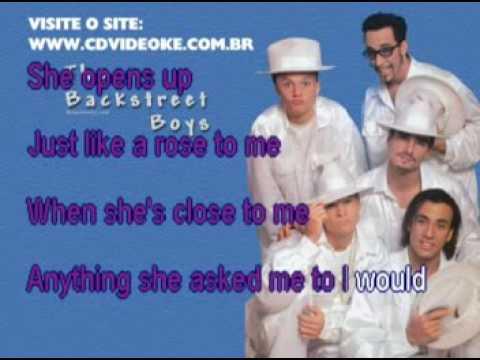 Backstreet Boys, The   Helpless When She Smiles
