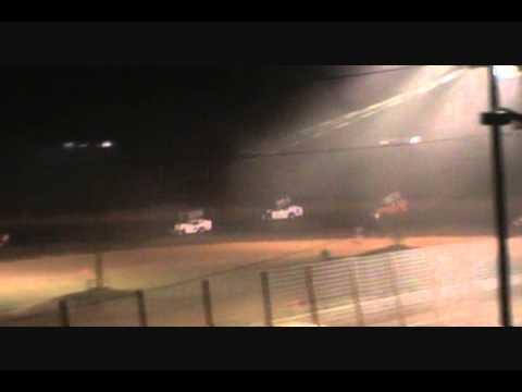 Feature race, Champion Park Speedway, Minden La, 9-11-11