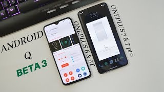 Android Q DP 3 : H2OS for Oneplus 6/6T & Oneplus 7/7Pro gets amazing customization & New Features
