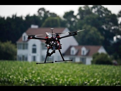 Drone Rules! Farmers Eager for UAVs, But Most Can't Legally Fly Them