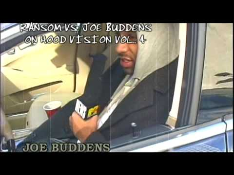 Ransom Challenges Joe Buddens To A Boxing Match For $10,000