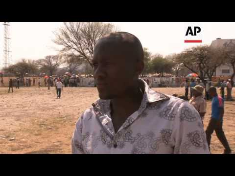 Protest after 12,000 miners reportedly fired by Anglo American Platinum