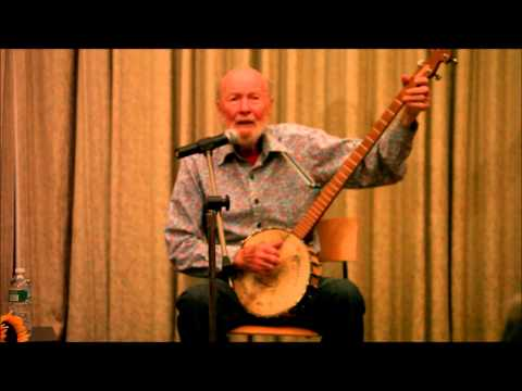PETE SEEGER-quite early morning-9-20-2013  7pm