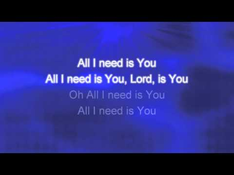 Jesus Culture - All I Need