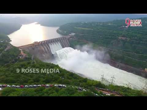 Best Touristu Place Believe Really Exist# Araku Vizag Srisailam Dam #9Roses media#