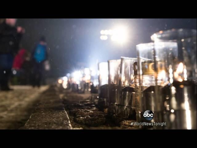 Auschwitz Anniversary: Survivors Gather In Remembrance