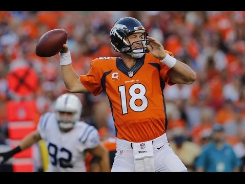 Denver Broncos Defeat Indianapolis Colts 31-24! Julius Thomas Scores 3 Touchdowns!