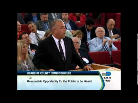 UBER - Miami Dade Commission