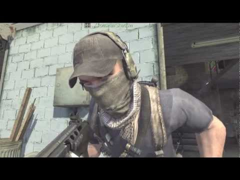 COD: MW3 [ Funny Skit - Speaking Telepathically ]