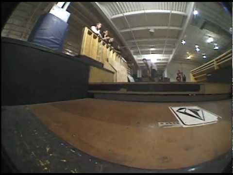 Best Trick Contest on new outledges at BD