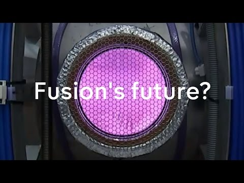 Fusion energy: becoming a reality?