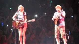 download lagu Ed Sheeran And Taylor Swift - Everything Has Changed gratis