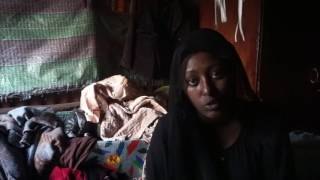 ETHIOPIA - Interview With Koshe Rubbish Slide victim Zemed Dereb | March 20, 2017