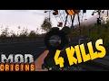 Dayz Origins - BMW 4 KILLS #13 PVP SURPRESA