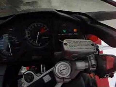 Honda VFR 750F RC36 Video