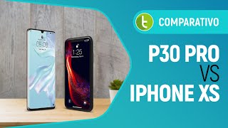 Huawei P30 Pro or Apple iPhone XS: who is the domestic flagship champion | Comparison