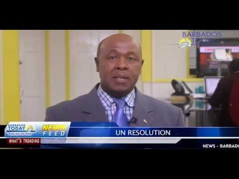 BARBADOS TODAY EVENING UPDATE - August 7, 2015