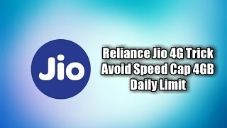JIO 4G UNLIMITED TRICK NEW UPDATED 21/9/2016