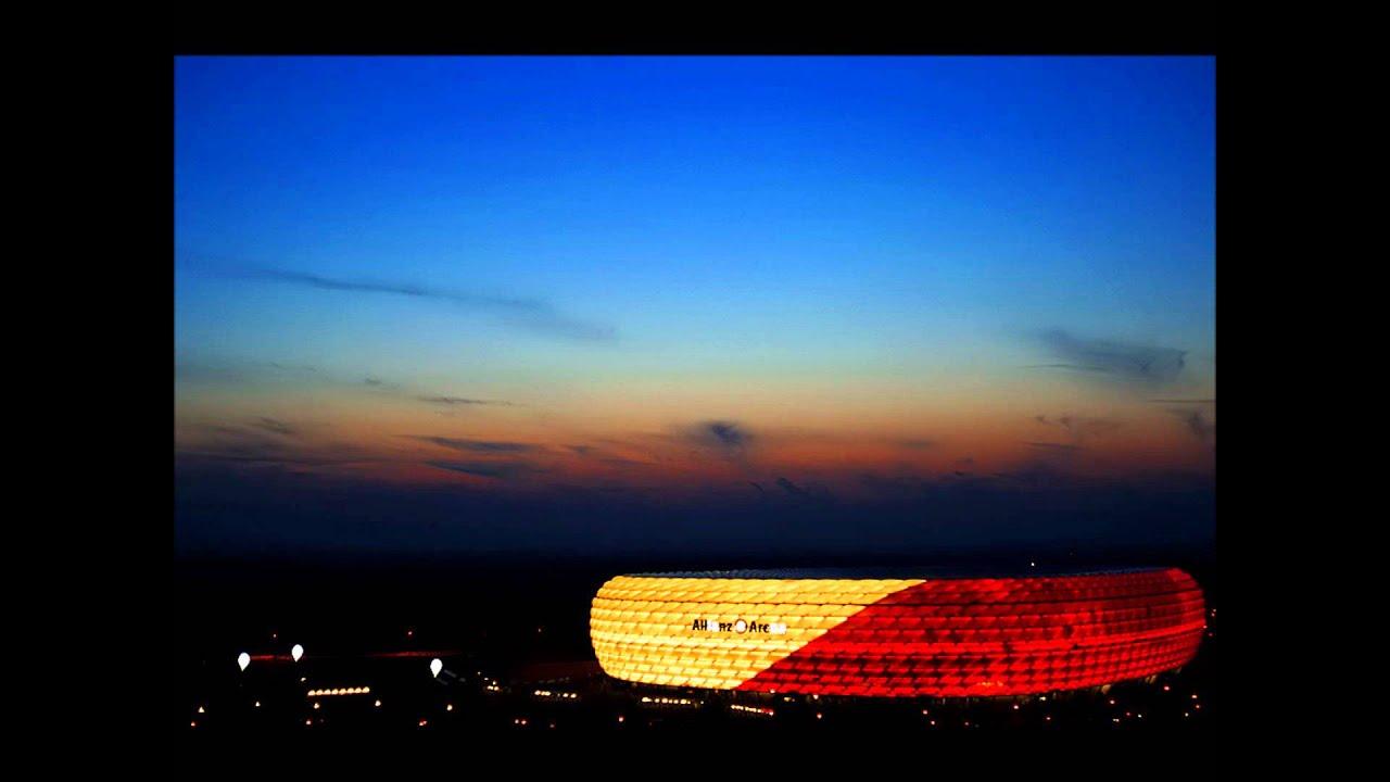 die größten stadien deutschlands