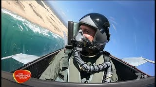 Ride in a F/A-18 Hornet