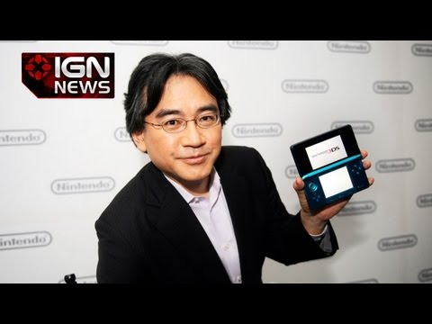 IGN News - Satoru Iwata Appointed as Nintendo of America CEO