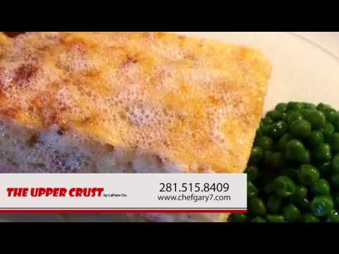 The Upper Crust | Catering Services in Pearland