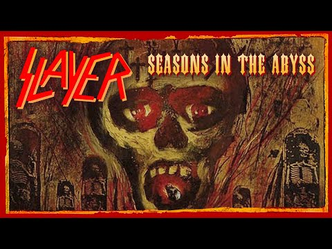 Seasons in the Abyss is listed (or ranked) 1 on the list The Best Slayer Album